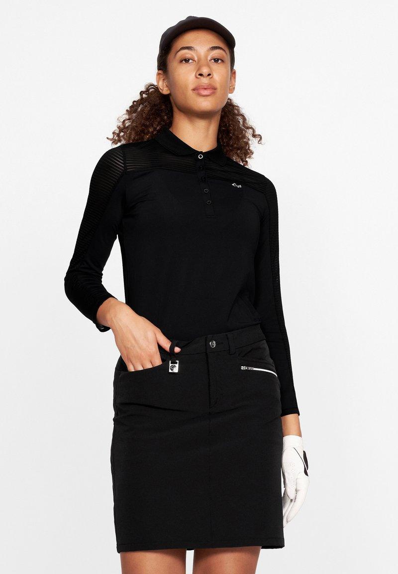 Röhnisch - MIKO - Polo shirt - black