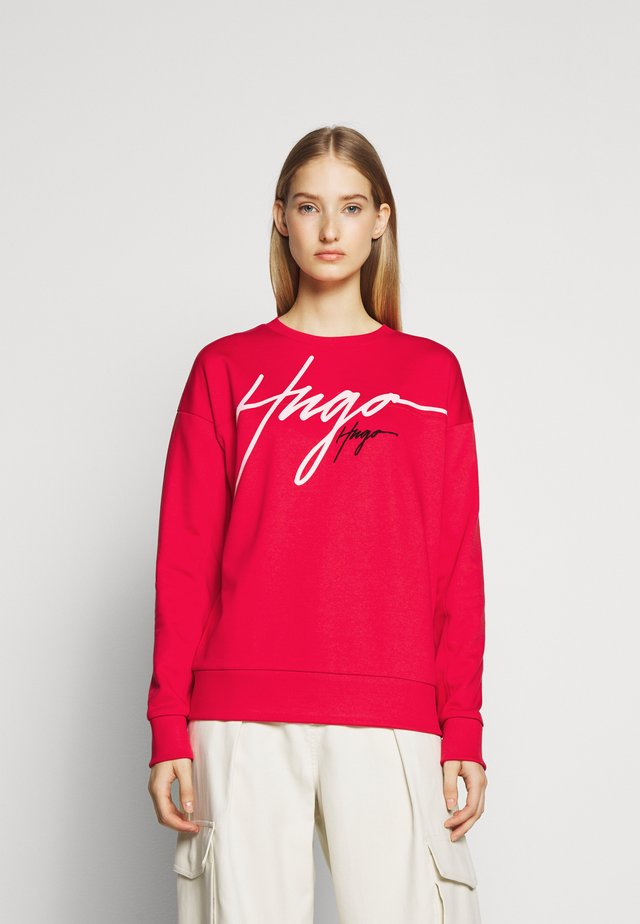 NACINIA - Sweatshirt - bright red