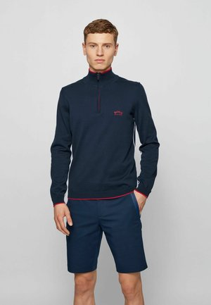 ZISTON - Sweater - dark blue