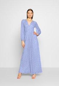 Sista Glam - DAISIANNE - Společenské šaty - blue - 1