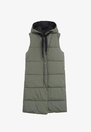 BETA - Waistcoat - khaki