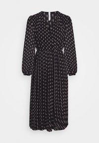 NIKI - Maxi šaty - black
