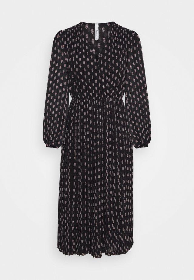 NIKI - Vestito lungo - black