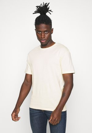 JORLIMITLESS TEE CREW NECK - Print T-shirt - turtle dove