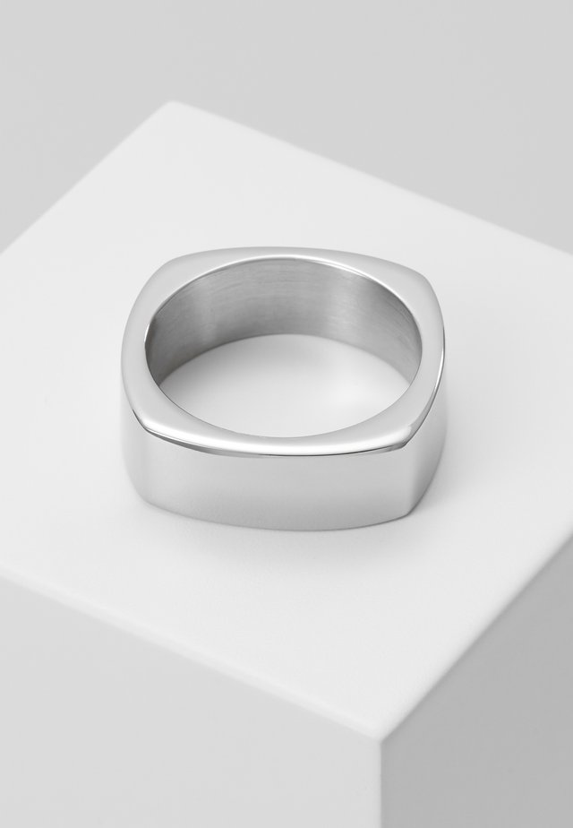 RING CLASSIC LINE - Anello - silver-coloured