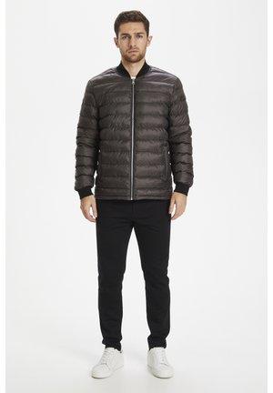 MABROOME - Light jacket - dark brown