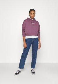 Dickies - LORETTO BOXY HOODIE - Sweatshirt - purple gumdrop - 1