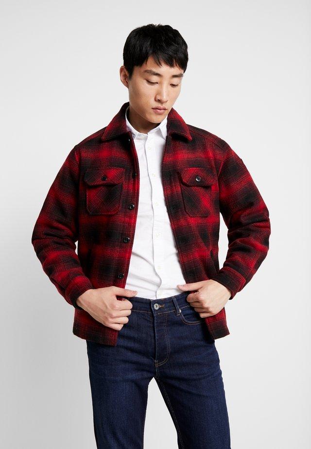 TIMBER - Light jacket - red