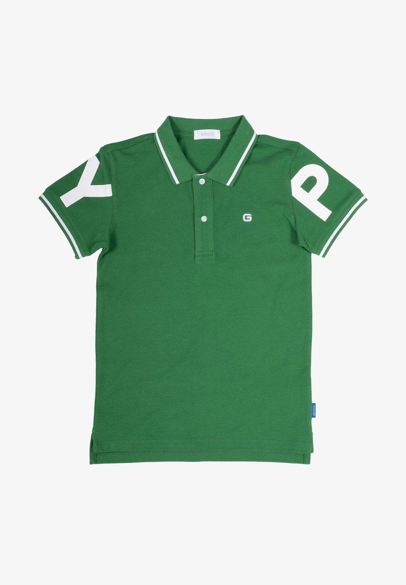 Gaudi - Polo shirt - verde