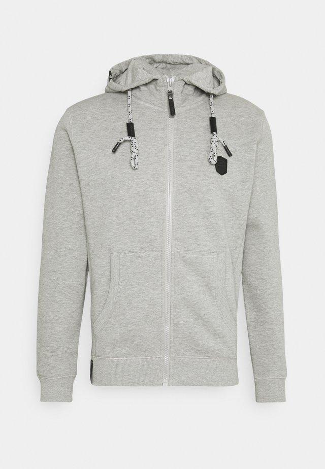 CAYCE - Hettejakke - light grey