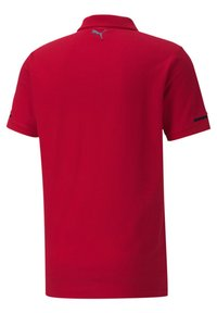 Puma - SCUDERIA FERRARI - Poloshirt - rosso corsa - 5