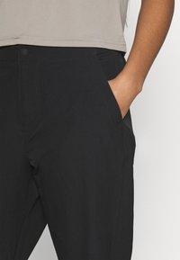 The North Face - SIGHTSEER PANT - Pantalon classique - black - 3