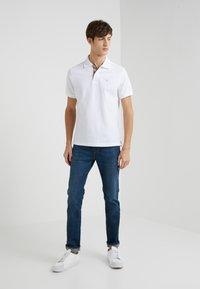 Barbour - TARTAN  - Polo shirt - white - 1