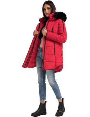 MOONSHINE - Winter coat - red