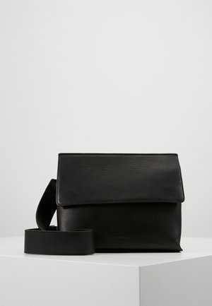 ELITE EVENING BAG - Axelremsväska - black