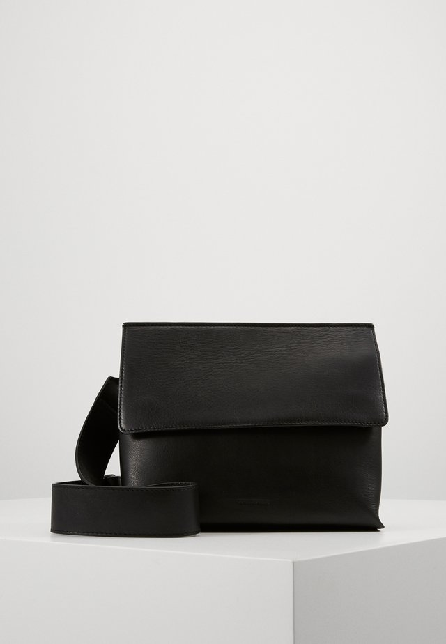 ELITE EVENING BAG - Across body bag - black