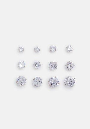 GRELILLAN 6 PACK - Earrings - clear