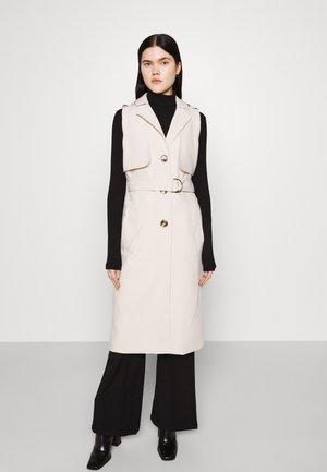 ARDEN - Waistcoat - beige