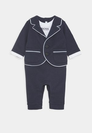 ALL IN ONE BABY - Mono - navy