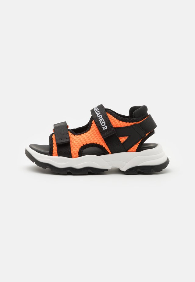 UNISEX - Walking sandals - orange