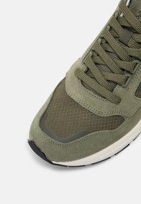 Marc O'Polo - JOSEF 1D - Sneakers - khaki - 4