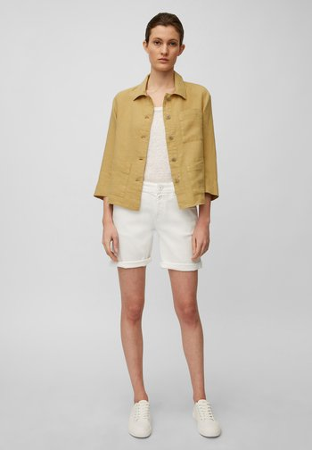 Denim jacket - sweet corn