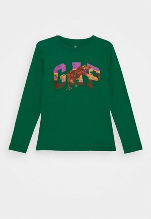 BOY GRAPHICS - Long sleeved top - balsam tree