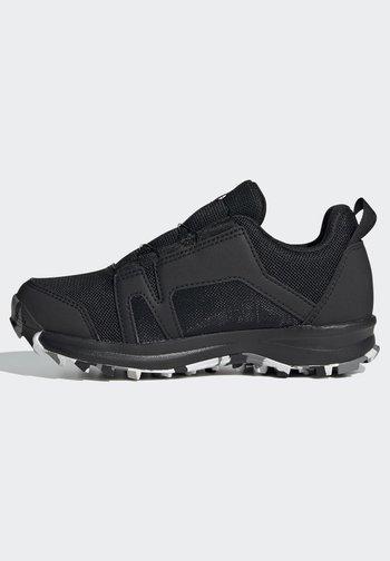 TERREX  AGRAVIC BOA R.RDY UNISEX - Hiking shoes - cblack/ftwwht/grethr