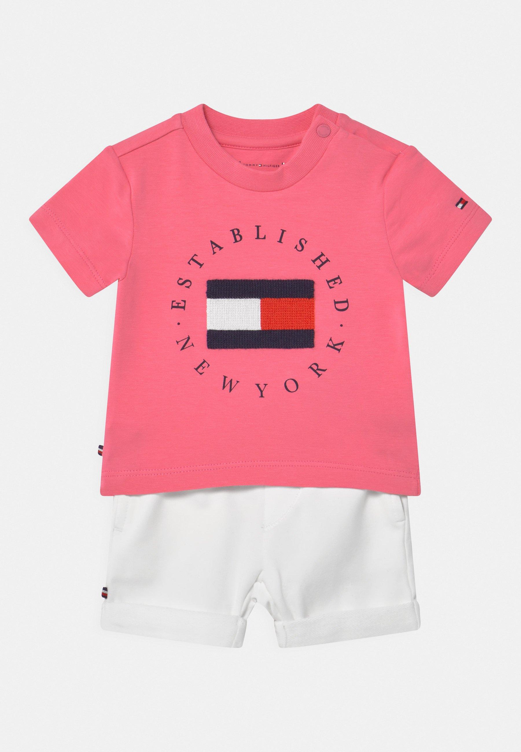 Kids BABY ESTABLISHED SET UNISEX - Print T-shirt