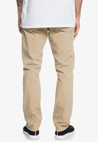 Quiksilver - KRANDY - Trousers - brown - 2