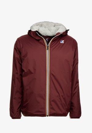 UNISEX CLAUDE ORESETTO - Light jacket - red amaranto