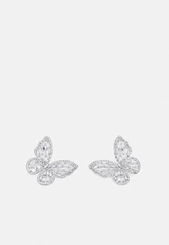 DISTELSEE - Earrings - silver-coloured
