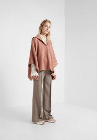 See by Chloé - Spodnie materiałowe - cinder beige - 1