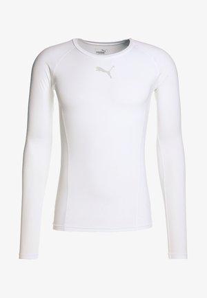 LIGA BASELAYER TEE - Unterhemd/-shirt - white