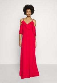 Trendyol - Robe de cocktail - red - 0