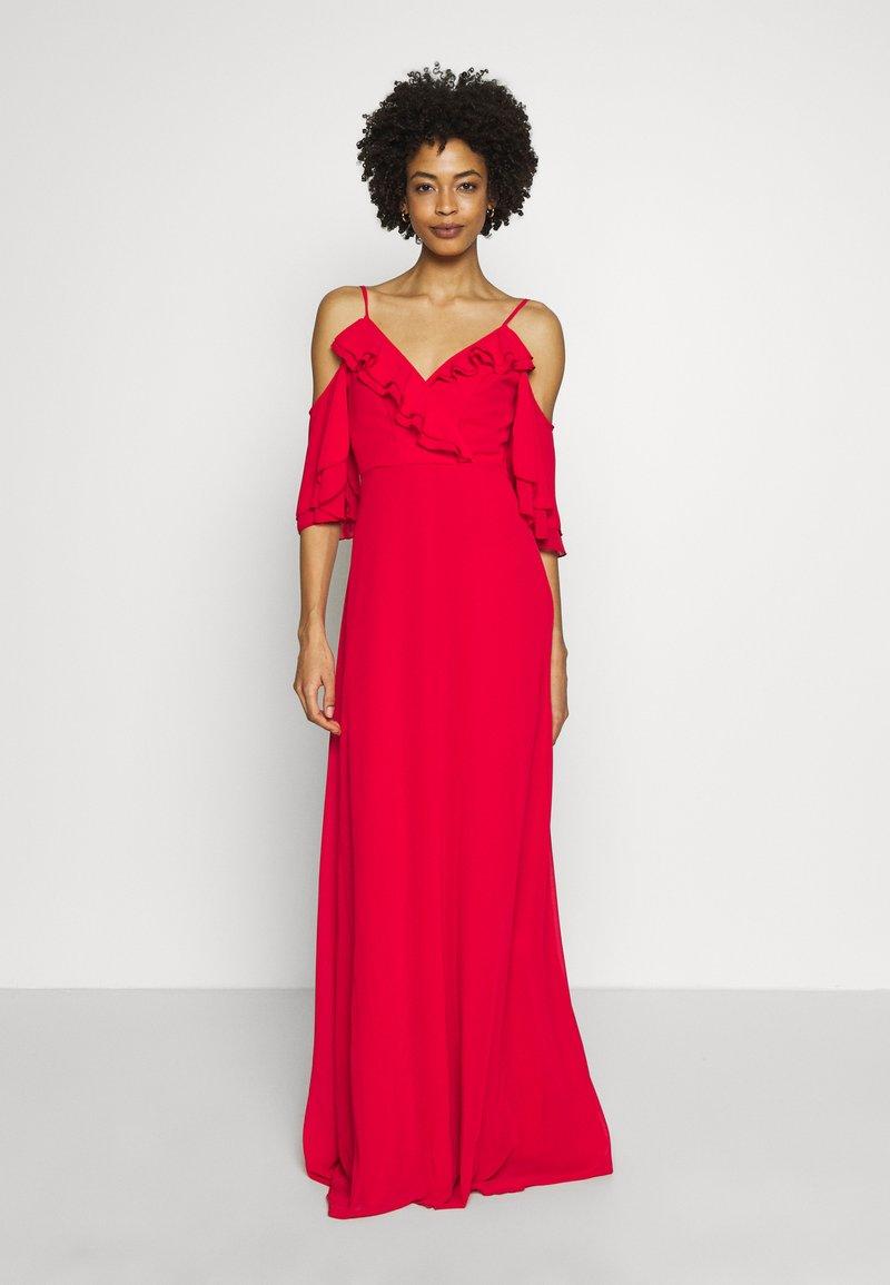 Trendyol - Robe de cocktail - red
