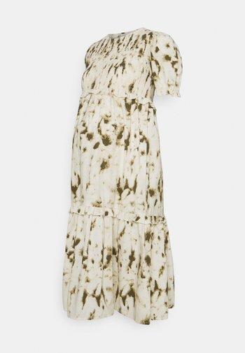 MLZARAH DRESS - Sukienka letnia - snow white