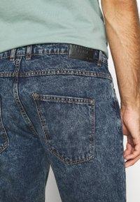 Redefined Rebel - MONACO - Slim fit jeans - dark blue - 5