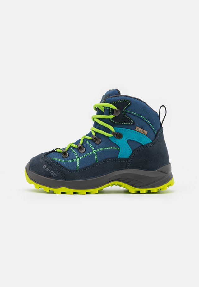 CARNIVAL WP JR UNISEX - Outdoorschoenen - blue/green