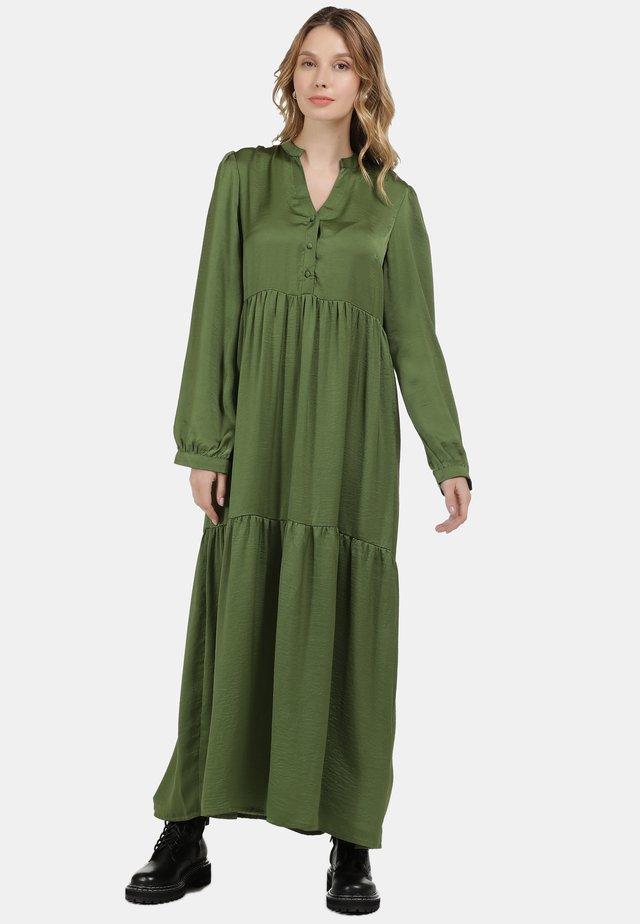 MAXIKLEID - Robe longue - oliv