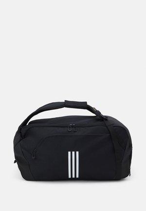 UNISEX - Sports bag - black/white