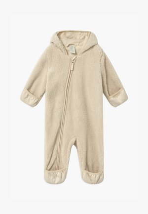 PILE UNISEX - Jumpsuit - light beige
