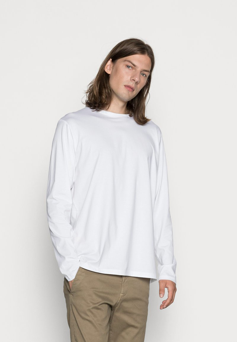 Esprit - Long sleeved top - white