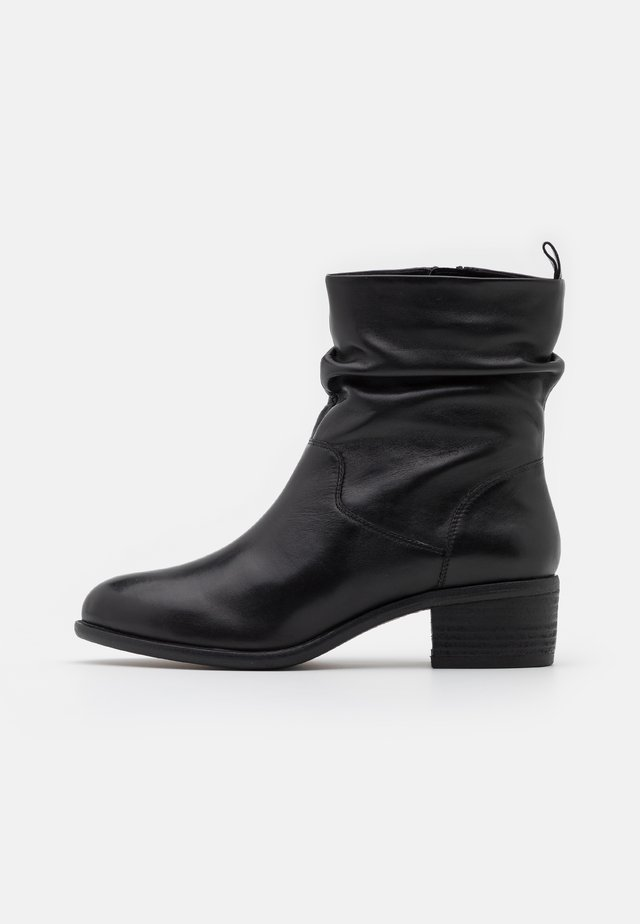DUSTIN - Bottines - black