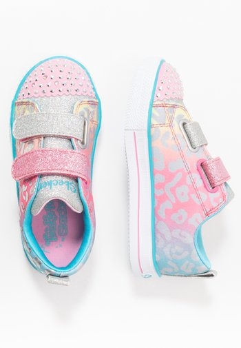 SHUFFLE LITE - Trainers - pink/multicolor/silver