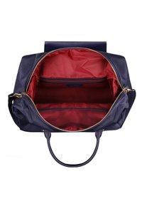 Lipault - PLUME AVENUE  - Weekend bag - night blue - 4