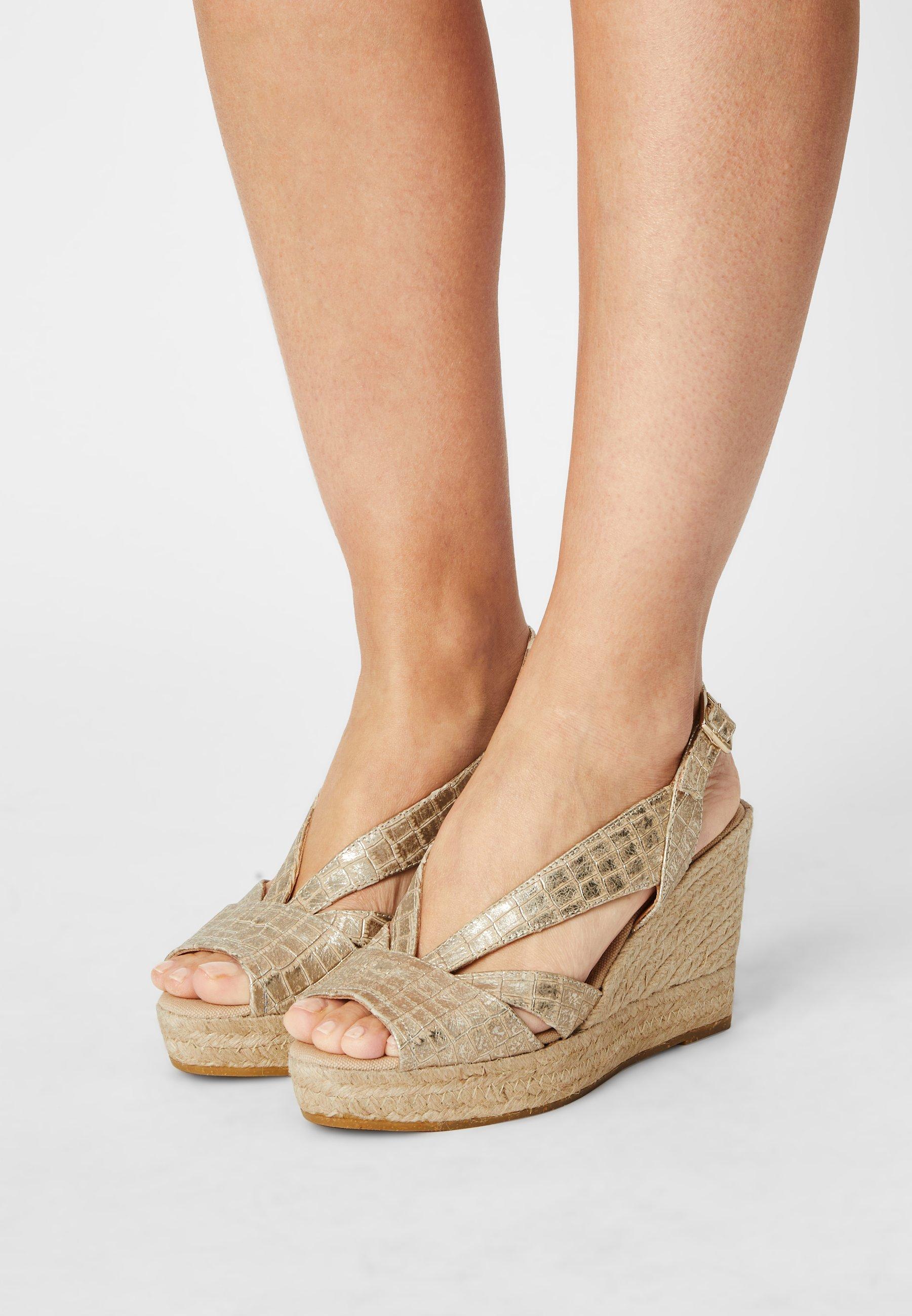 Women INES - Platform sandals