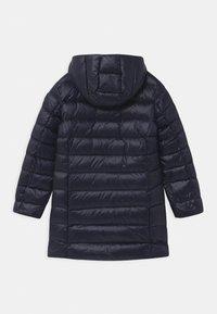 Blauer - IMPERMEABILE TRENCH LUNGHI - Down coat - dark blue - 1