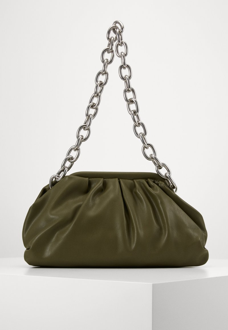 Gina Tricot - AYLIN BAG - Håndveske - dark green