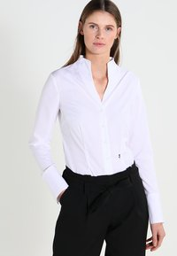 Seidensticker - Button-down blouse - white - 0
